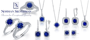 norman blue sapphires